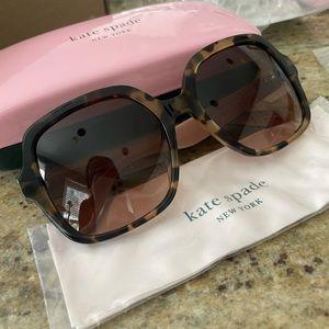 New Kate spade  sunglasses square 😍